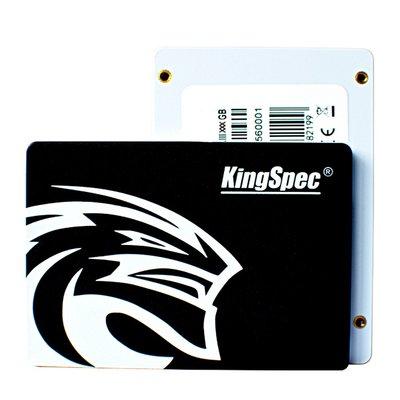 SSD KingSpec 2.5 inch 180GB SATA3 (560MB/s Read 460MB/s)