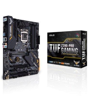 ASUS TUF Z390-PRO GAMING moederbord LGA 1151 (Socket H4) ATX Intel Z390
