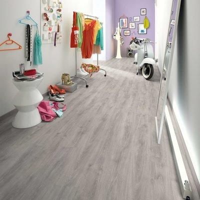 Laminaat vloerplanken 87,36 m² 6 mm North Cape Oak Grey