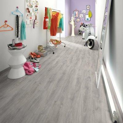 Laminaat vloerplanken 95,55 m² 6 mm North Cape Oak Grey