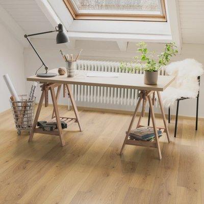 Laminaat vloerplanken 67,66 m² 8 mm Oak Trilogy Natural