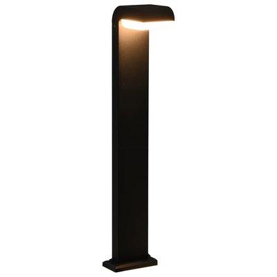 LED-buitenlamp 9 W ovaal zwart