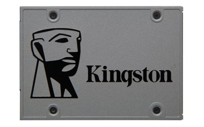 "Kingston Technology UV500 internal solid state drive 2.5"" 960 GB SATA III 3D TLC"