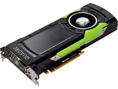 HP NVIDIA Quadro P1000 4GB grafische kaart