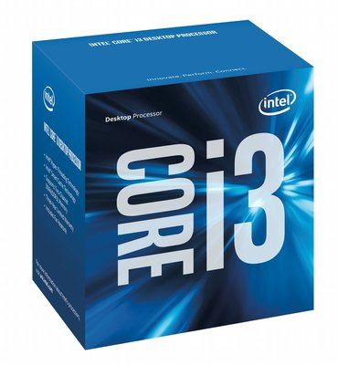 Intel Core i3-7100 processor 3,9 GHz Box 3 MB Smart Cache