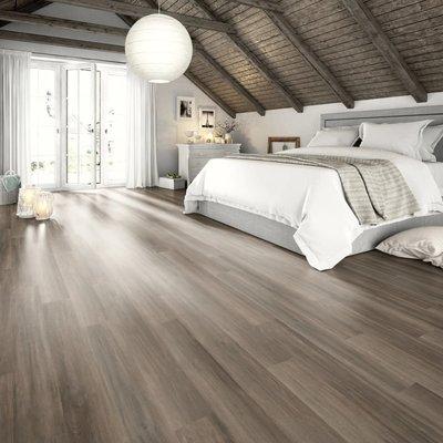 Laminaat vloerplanken 29,76 m² 7 mm Grey Ampara Oak