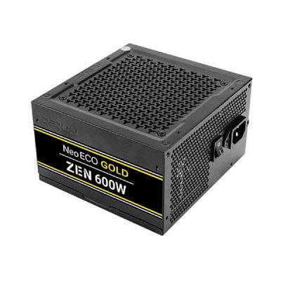 Antec NE600G Zen power supply unit 600 W ATX Zwart