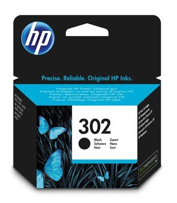 HP 302 originele zwarte inktcartridge