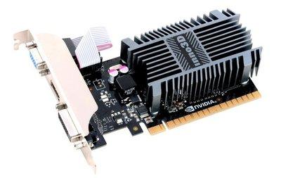 Inno3D N710-1SDV-D3BX videokaart GeForce GT 710 1 GB GDDR3