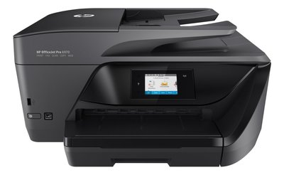 HP OfficeJet Pro 6970 Thermische inkjet 20 ppm 600 x 1200 DPI A4 Wi-Fi