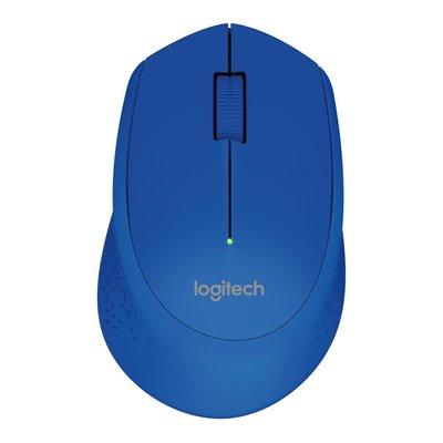 Logitech M280 RF Draadloos Optisch 1000DPI Blauw muis