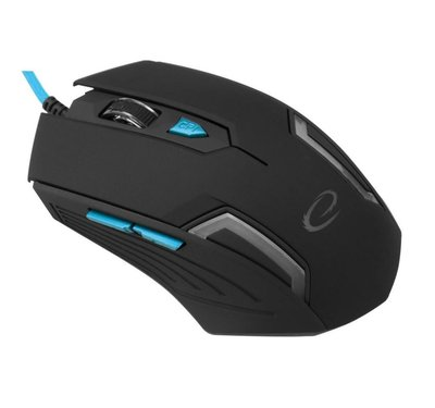 Esperanza Gaming Mouse MX205 Fighter Blue