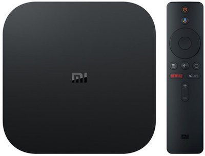 Xiaomi Mi Box S 8 GB Wi-Fi Zwart 4K Ultra HD