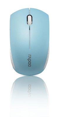 Rapoo 3360 muis RF Draadloos Optisch 1000 DPI Ambidextrous