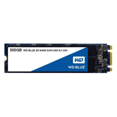 Western Digital Blue 3D internal solid state drive M.2 500 GB