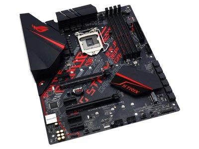 ASUS ROG STRIX B360-H GAMING moederbord ATX Intel® B360