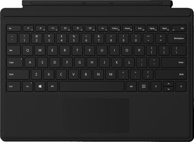 Microsoft Type Cover Black for Surface Pro 3/4/5/6