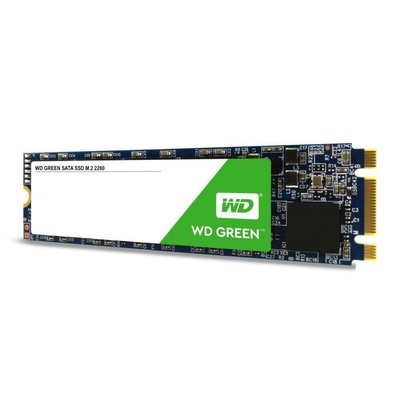 Western Digital Green 120 GB SATA III M.2