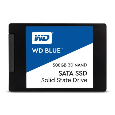 Western Digital Blue 3D 500 GB SATA III 2.5""