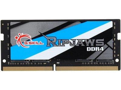 MEM G-Skill Ripjaws 4GB DDR4 2400Mhz SODIMM