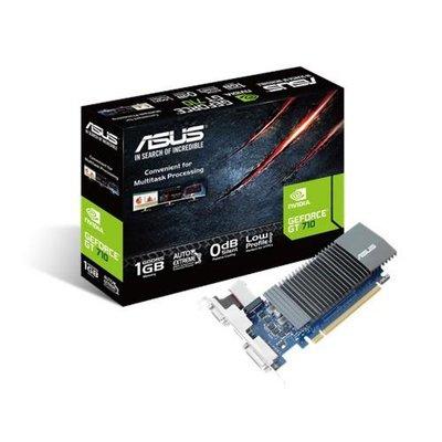 ASUS 90YV0AL0-M0NA00 videokaart GeForce GT 710 1 GB GDDR5