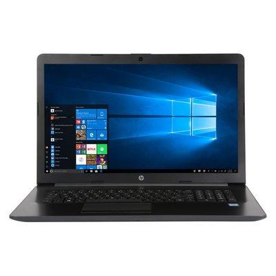 HP 17.3 i5-8265U / 8GB / 1TB+256GB NVME / DVD / W10 / RFG