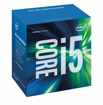 CPU Intel® Core™ i5-6600k 6th/3.5-3.9Ghz /Quad Core /LGA1151