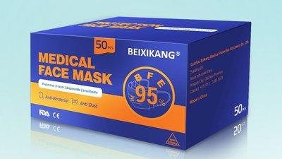 Wegwerp medisch mondmasker