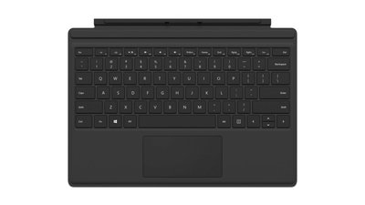 Microsoft Surface Pro 4 Type Cover Qwerty Zwart / RFG