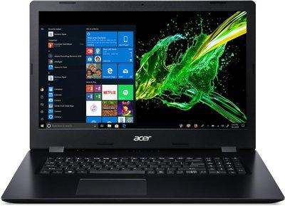 Acer Asp. 3 17.3 /  i3-8130U / 4GB / 256GB NVME / DVD / W10H