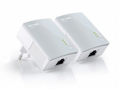 TP-Link 4010 Nano Powerline Adapter 500Mbps - Starterkit RFG
