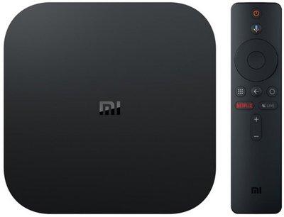 Xiaomi Mi Box S 8 GB Wi-Fi Zwart 4K Ultra HD