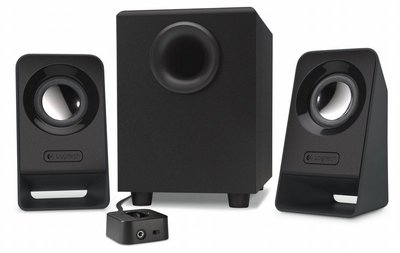Logitech Ret. Multimedia Speakers Z213 2.1