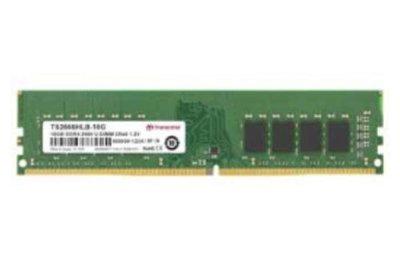 Transcend JetRam JM2666HLG-8G geheugenmodule 8 GB 1 x 8 GB DDR4 2666 MHz