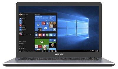 ASUS M705BA / 17.3 / A9-9425 / 8GB / 256GB SSD / W10H