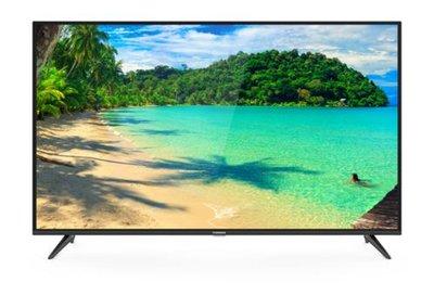 "Thomson 55UD6306 tv 138,7 cm (54.6"") 4K Ultra HD Smart TV Wi-Fi Zwart"