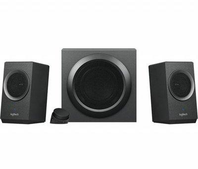 Logitech Z337 Speaker System 2.1 / Bluetooth / Black