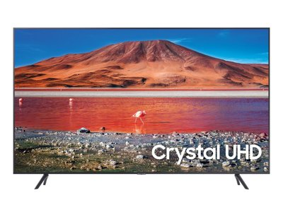 """Samsung Series 7 UE50TU7172U 127 cm (50"""") 4K Ultra HD Smart TV Wi-Fi Koolstof, Zilver"""