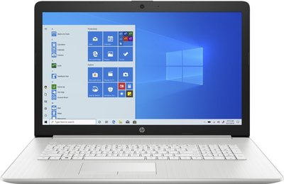 HP 17.3 F-HD / i5-1035G1 / 8GB / 512GB / W10