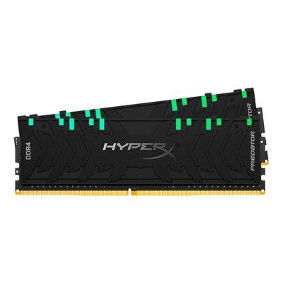 HyperX Predator HX432C16PB3AK2/16 geheugenmodule 16 GB 2 x 8 GB DDR4 3200 MHz