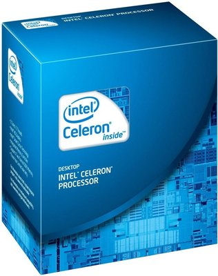 Intel Celeron G3930 socket LGA1151 processor