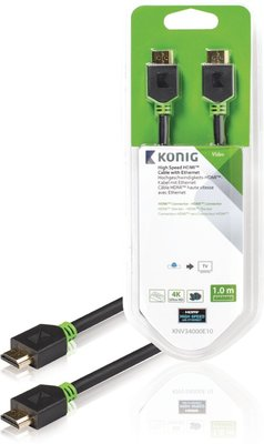 König High Speed HDMI-kabel met Ethernet