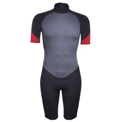 Heren wetsuit shorty 170-175 cm (maat M) 2,5 mm