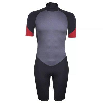 Heren wetsuit shorty 175-180 cm (maat L) 2,5 mm