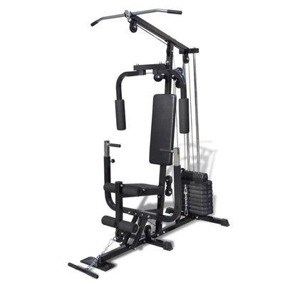 Multifunctionele home gym fitnessmachine
