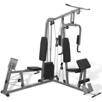 Home gym apparatuur multifunctioneel
