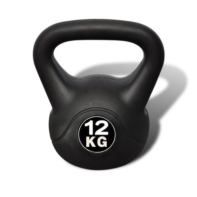Kettlebell 12 kg.