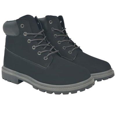Heren boots zwart maat 44
