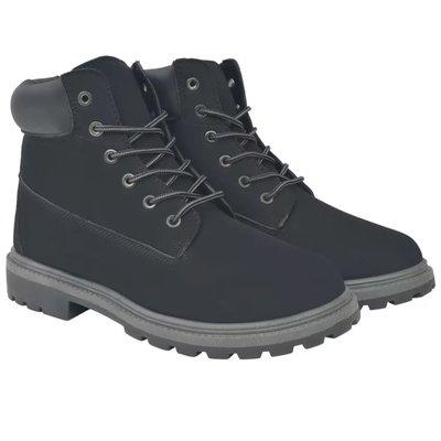 Heren boots zwart maat 45