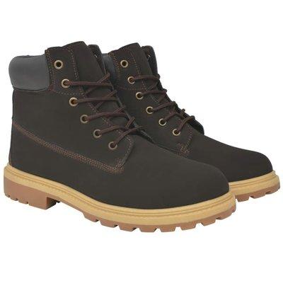 Heren boots bruin maat 40